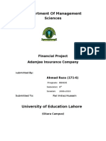 Financial Project 0168
