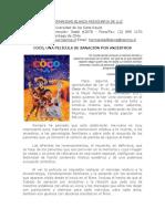 Coco, Una Película de Sanación Por Ancestros (Benedicto González Vargas)