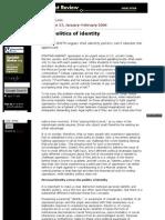 The Limits of Identity Politics