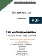 Medicina Legal Aula1