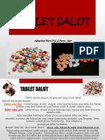 Tablet Khusus & Salut