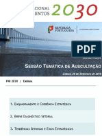 PNI 2030 - Sessao Tematica Energia 2018 09 27