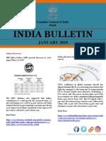 India Bulletin - Jan 2019