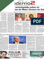 Publicação em papel do livro Povos Indígenas em Mato Grosso do Sul