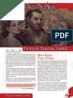 [GRR9402e] Faces of Thedas 02 - Varric