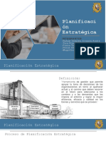 Planeamiento Estratégico - Presentación