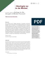 Verdade e Ideologia no pensamento de Foucault.pdf