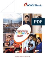 ICICI Bank Annual Report FY 2018