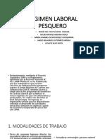 Reg Laboral Pesquero