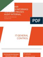 Dampak Dari Teknologi Informasi Terhadap Proses Audit Internal