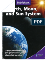 earth sun and moon system