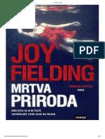 Džoi Filding Mrtva Priroda DEO