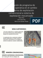 Sistema de inversión cambio de sistema convencional a sistema mecanizado.pptx