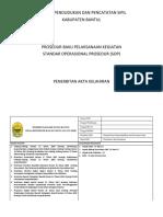 Tupoksi Dinas Kependudukan Dan Pencatatan Sipil, (2015).