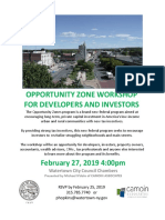 Opportunity Zone Watertown NY