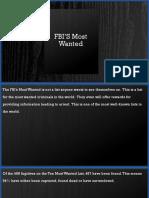 fbi slide show
