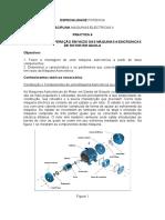CONSTRUÇÃO E OPERAÇÃO EM VAZIO DAS MÁQUINAS ASINCRONICAS DE ROTOR EM GAIOLA