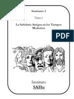 01 La Sabiduría Antigua