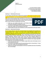 5-Studi Kasus Minggu 1 - Farmakoterapi Infeksi Saluran Pencernaan Dan Pernafasan (Revisi)