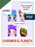 afiche claaudia