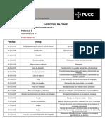 Ejercicios en Clase 3er Bim P2