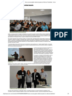 Setor Sucroenergético Debate Impactos Da Reforma Trabalhista - Unica
