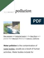 Water pollution - Wikipedia.pdf