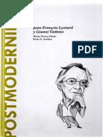 [María Teresa Oñate y Brais G. Arribas] Posmoder(Book4you.org)
