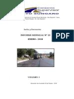 Inf. Mensual Nº 23 - Suelos y Pavimentos