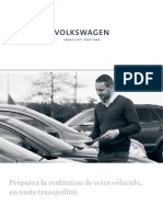 Guide Restitution VolkswagenBank