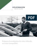 Guide Restitution VolkswagenBank