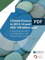 OECD CPI Climate Finance Report