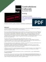 ControAzione Culturale by Artisti Utili