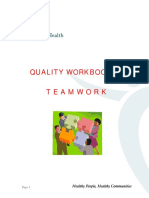 Quality Workbook Teamwork