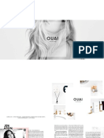 Evaluation of new ventures Ouai haircare