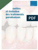 4-Évolution Des Traitements Parodontaux