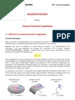 P4 1 Champ Magnetique