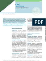 Muskelrelaxanzien Und Neuromuskuläres Monitoring