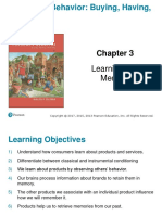 Chapter 3 Learning and Memory(2)