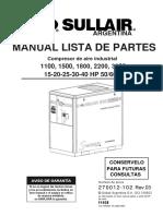 270012-102 Rev.03  -  Manual S-Energy [PARTES] (1100,1500,1800,2200,3000)