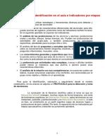 ALTAS CAPACIDADES Estrategias de Identificación en El Aula e Indicadores Por Etapas