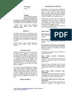 Informe #1 Física 2