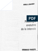 2. BIANCHI, Ariel Edgardo (1979) Psicología Evolutiva de La Infancia