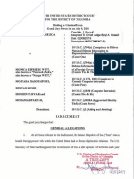 Monica Elfriede Witt Indictment