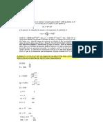 Mathcad Ejemplo. 4.2 Reactor por lotes