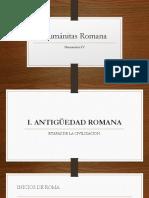 Humánitas Romana1