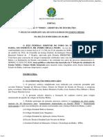 SEI_TRF1 - 7594925 - Edital -Sele__o Ensino M_dio