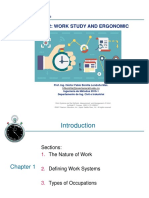 Work Study Introduction