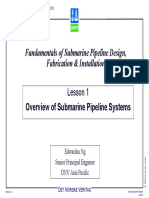 01 Overview of Pipeline Systems 1