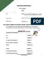 Conjugaison Basique Et Vocabulaire